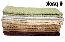 Bar Towels - Bar Mop Cleaning Kitchen Towels  - Premium Ring