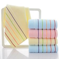 100% Cotton Bath Towels Luxury Soft Face Gym Hand Thick Towe