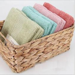 100% Cotton MINI Infant Baby Face Towels Hand Towel SuperSof
