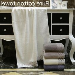 100% Cotton Towels Hand Towel Bath Towel Bath Sheets *Top Qu
