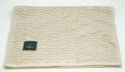 Avanti Linens 100% Cotton Wave Hand Towel - Beige