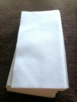 20 Disposable Paper Guest Hand Towels Thick Napkins For Dinn