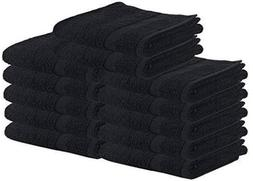 24 Pack/144 Pack Bulk Lot Salon Towel Gym Hand Towel Cotton