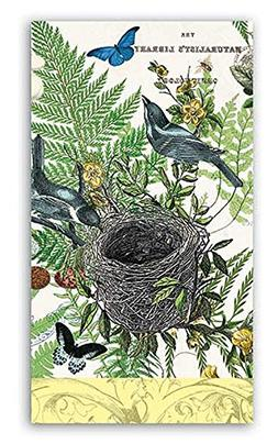 Michel Design Works 15-Count 3-Ply Paper Hostess Napkins, In