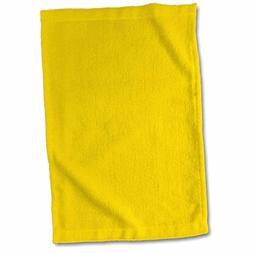 3D Rose Mustard Bright Vibrant Summery Summer Lemon Sunny Ye