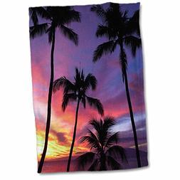 3dRose 3D Rose Sunset-Napili Bay-Maui-Hawaii-Us12 Dpb2077-Do