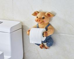 3D Toilet <font><b>Paper</b></font> Holder Toilet Hygiene Re