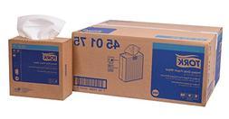 "Tork 450175 Heavy-Duty Paper Wiper, Pop-Up Box, 1-Ply, 9.25"""