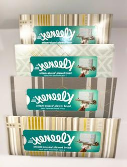 4 Boxes of Kleenex Disposable Hand Towels - 60 Count per Box