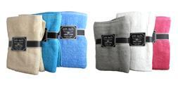 Dependable 6 Piece 100% Cotton Bath Towels Set - Towels for