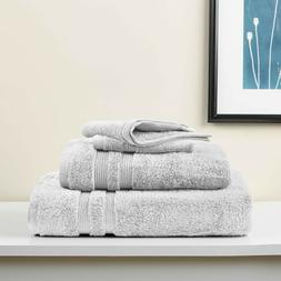 Mainstays 6-Piece Bath Towel Set Includes 2 Hand Towels and