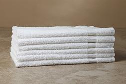 24 cotton economy hand towels