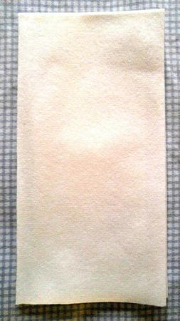 60 Disposable Paper Guest THICK HAND TOWELS Napkins For Dinn