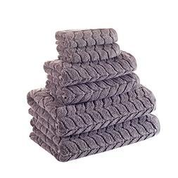 Bagno Milano 700 GSM Ultra Soft Plush Towels, Aqua Fibro Ext