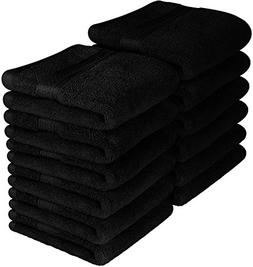 Utopia Towels Premium 700 GSM Washcloths Towel Set  Multi-pu