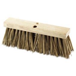 "Boardwalk 71160 Street Broom Head, 16"" Wide, Palmyra Bristle"
