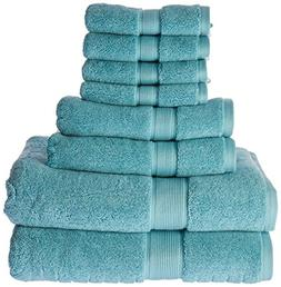 800GSM 100% Cotton Luxury Turkish Bathroom Towels , Highly A