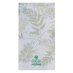 Hoffmaster 856301 Earth Wise Recycled Paper Guest Towel, Ove