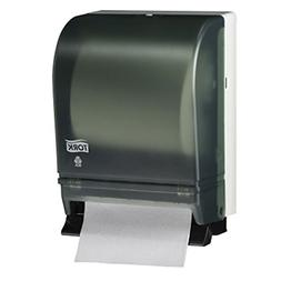 Tork 87T Pushbar-Operated Auto Transfer Roll Towel Dispenser