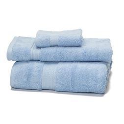900 GSM 3 Piece Towel Set - Luxurious 100% Long Staple Cotto
