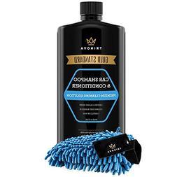 Car Wash Concentrate - Soap and Conditioner & Chenille Micro
