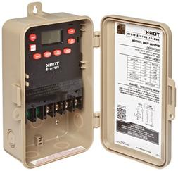 EW Series Multipurpose Control 7 Day Time Switch, 120-277 VA