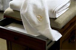 Luxor Linens - Hand Towel Set - 100% Egyptian Cotton Bathroo