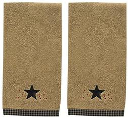 Park Designs Star Vine Terry Hand Towel