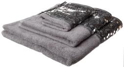 Popular Bath Bath Towels, Sinatra Collection, 3-Piece Set, S