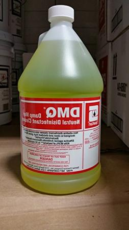 SPARTAN DMQ NEUTRAL DISINFECTANT CLEANER CASE OF 4 GALLONS