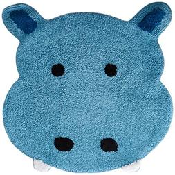 Saturday Knight Safari Hippo Rug