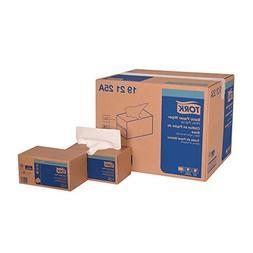 "Tork 192125A Basic Paper Pop-Up Box, 2-Ply, 9"" Width x 10.25"