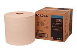 """Tork 430304 Paper Wiper Plus, Giant Roll, 1-Ply, 11.1"""" Width"""