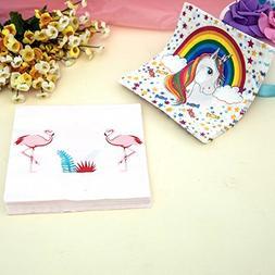 Unicorn Toilet Paper,Children's birthday holiday wedding d
