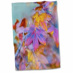 3dRose Alexis Photography - Seasons Autumn - Leather like pu