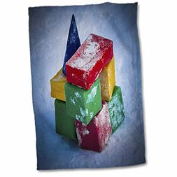 3dRose Alexis Photography - Objects - Colorful plastic toy b
