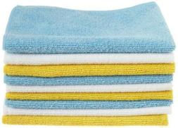 amazonbasics cloth cleaning microfiber 24 pack 144
