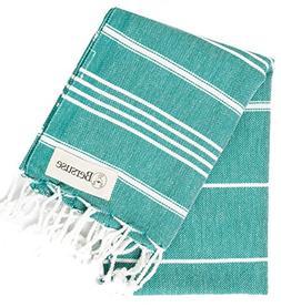 Bersuse Anatolia 100% Cotton Hand Turkish Towel - 22X35 Inch