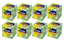anti viral facial tissue cube