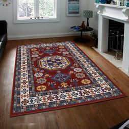 Area Rug Kilim design Turkish Oriental Traditional