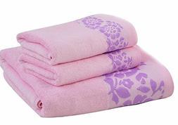 Moolecole 100% Bamboo Fiber Antimicrobial Towel 650 Gram 3-p