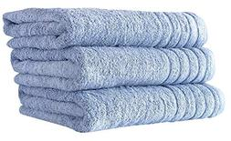 SALBAKOS Oversized Bath Towels Barnum Collection - Turkish L