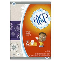 Puffs Basic Non Lotion White Facial Tissue 540 CT