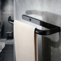 Bath Towel Bar Wall Mounted Rustproof Paper Hand Towel Holde