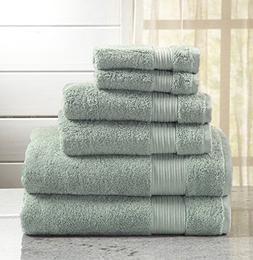bath towel set includes