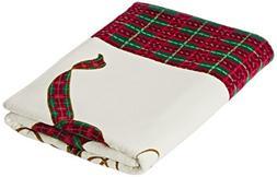 "Closeout! Lenox Bath Towels, Holiday Nouveau 16"" x 28"" Hand"