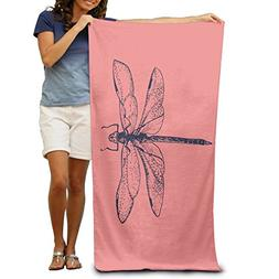 DWN Bath Towels Dragonfly Premium Towel Blanket Super Softne