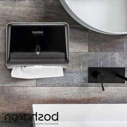 Bathroom Paper <font><b>Towel</b></font> <font><b>Dispenser<