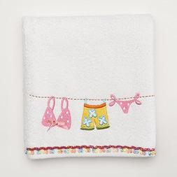"""Hanging Loose"" Bathroom Shower Collection - Set of 2 Hand T"