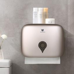 Bathroom Waterproof Tissue Box Plastic Toilet Paper Tissue <